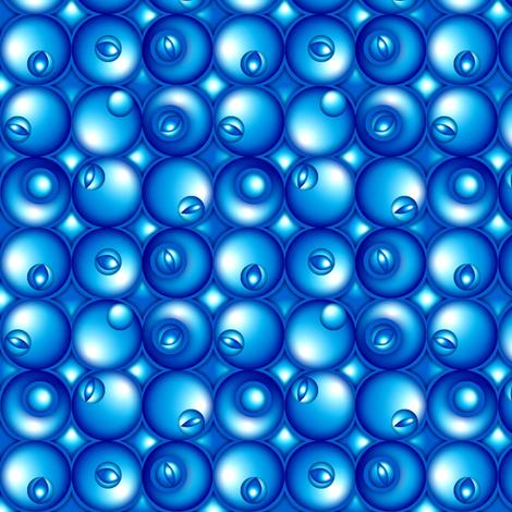 eyes_of_blue fabric by glimmericks on Spoonflower - custom fabric