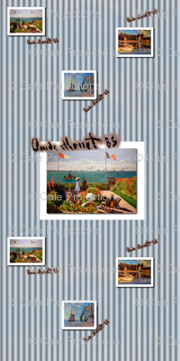 Monet Wallpaper Large Print