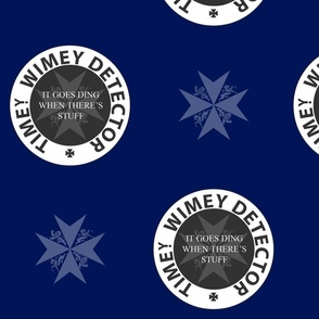Timey Wimey Detector