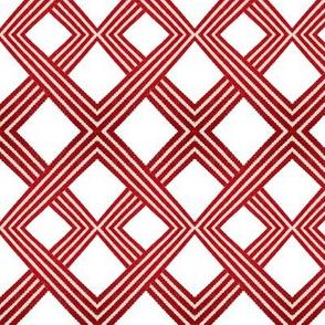 Found Stripes - 2 layer tea towel