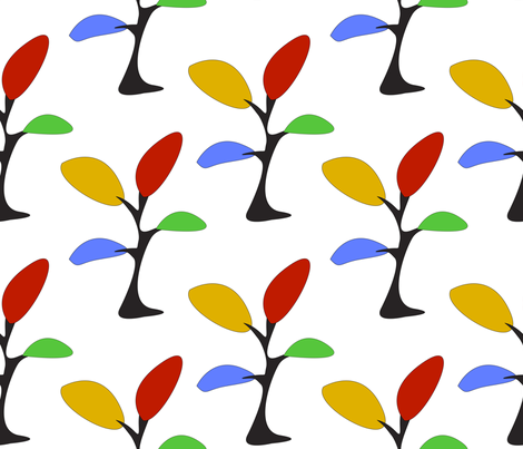 treeofcolours fabric by chicca_besso on Spoonflower - custom fabric