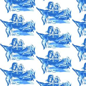 Chatty Mermaids-ed