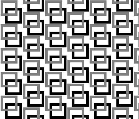 Large_Squares fabric by reganraff on Spoonflower - custom fabric
