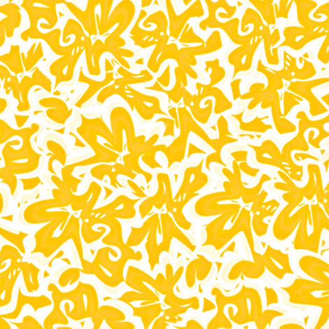 all_marbled_out_-_yellow 3x fabric by glimmericks on Spoonflower - custom fabric