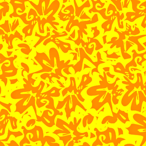all_marbled_out_-_golden_glows 3x fabric by glimmericks on Spoonflower - custom fabric