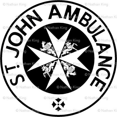 Matt Smith St Johns Ambulance Logo Variant