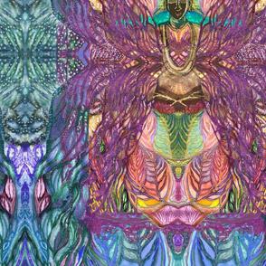 Buddha Winged walpap2012_