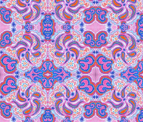 paisley pinwheels fabric by virginia_casey_pettengill on Spoonflower - custom fabric