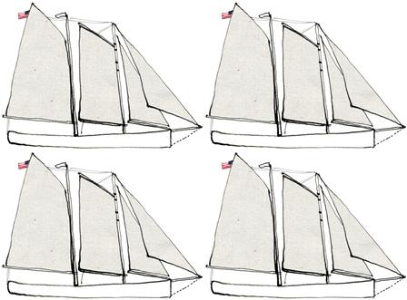 schooner adirondack fabric by bowsprite on Spoonflower - custom fabric