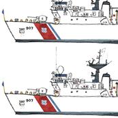 coast guard cutter ESCANABA