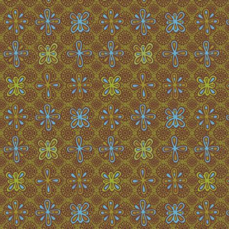 MEDALLION_LACE_VICTORIAN fabric by glimmericks on Spoonflower - custom fabric