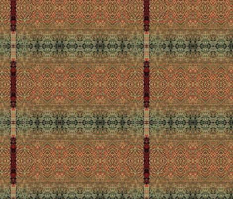 Holiday Brocade Ribbons fabric by wren_leyland on Spoonflower - custom fabric