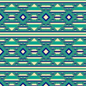 Arrows, Diamonds, and Mountain Blanket Fractal 2