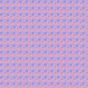 pink retro dots