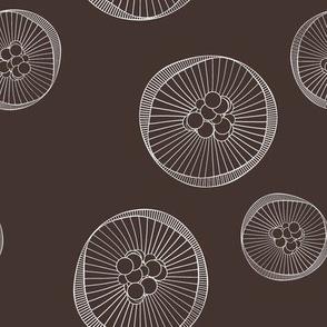 Abstract Pattern (Café_noir)