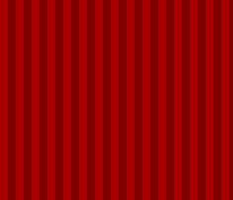 Red Stripes fabric by the_geek_forge on Spoonflower - custom fabric