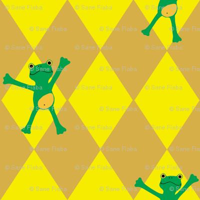Froggy Popeloning