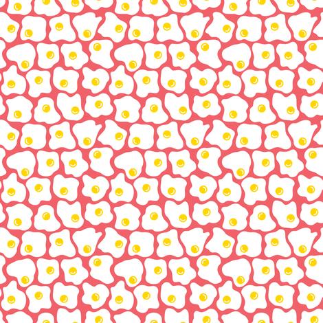 sunnyside up fabric by annaboo on Spoonflower - custom fabric