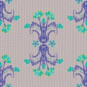 Kantha Bouquet 4