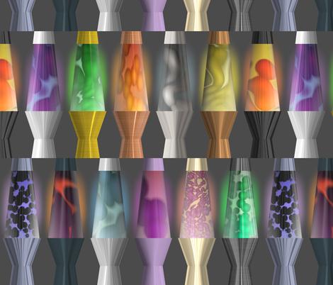 Astro Lamps fabric by bonnie_phantasm on Spoonflower - custom fabric