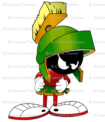 Marvin_the_martian_decal_preview