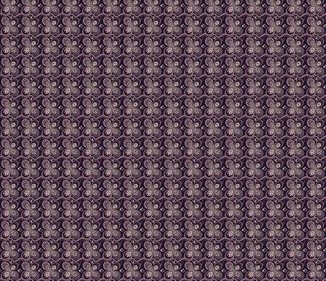 Fleur de plage fabric by manureva on Spoonflower - custom fabric