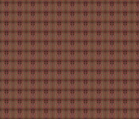 Bracken in Spring fabric by walkwithmagistudio on Spoonflower - custom fabric