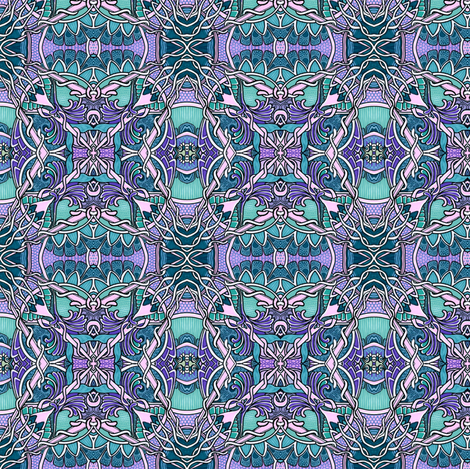 I'm All Tied Up Right Now fabric by edsel2084 on Spoonflower - custom fabric