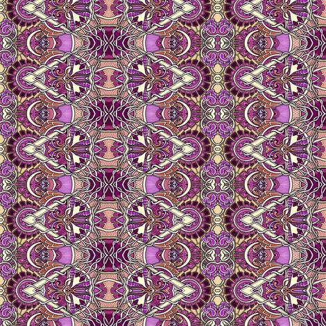 Wig Wam Web fabric by edsel2084 on Spoonflower - custom fabric