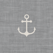Anchor - Off white Light Gray Texture