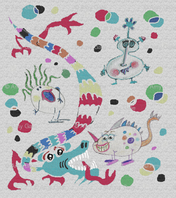 Monster Mish-Mash Lite