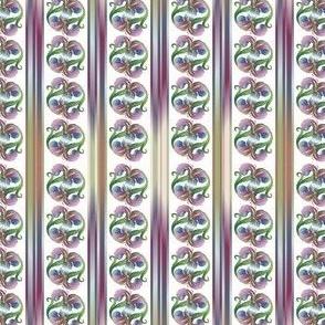 Mirrored iris Stripe (MG-2-02)