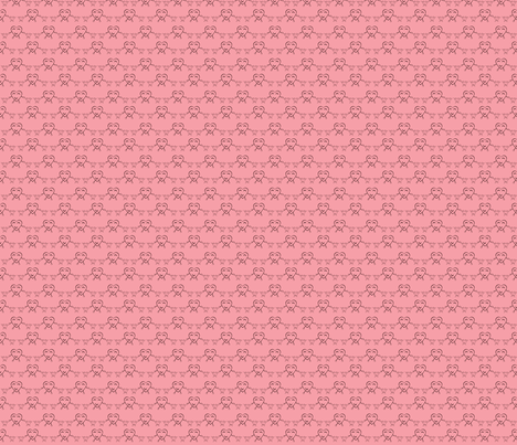 Happy Heart Twins fabric by olumna on Spoonflower - custom fabric