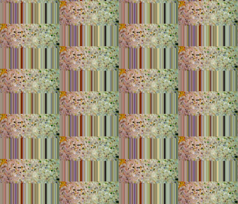 Autumn Rainbow Rain fabric by anniedeb on Spoonflower - custom fabric