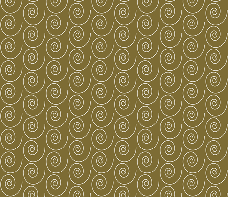 Gold fabric by tulsa_gal on Spoonflower - custom fabric