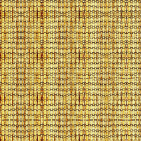 Woven Bamboo - natural fibers woven together fabric by materialsgirl on Spoonflower - custom fabric