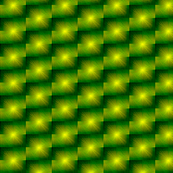 Green and Yellow Nova