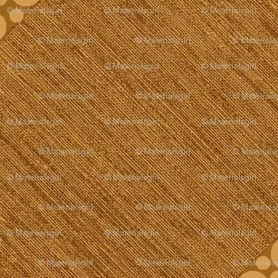End Grain, soft wood grain look in  browns, with light peach fleur-de-lis pattern