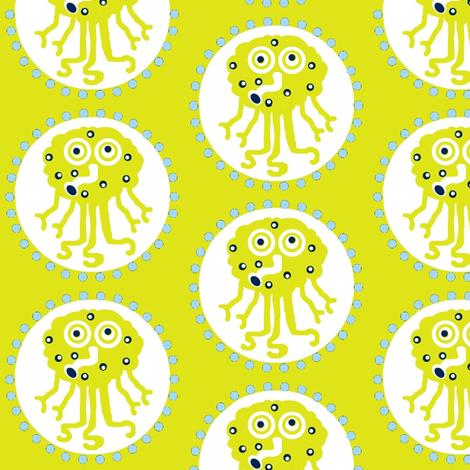 Squidike fabric by paragonstudios on Spoonflower - custom fabric