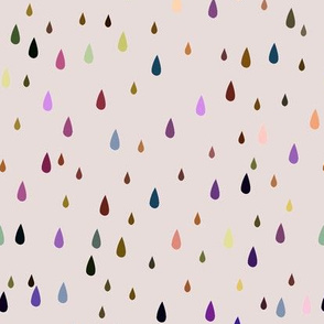 Colored drops
