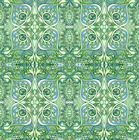 Per Lady Greensleeves Request fabric by edsel2084 on Spoonflower - custom fabric