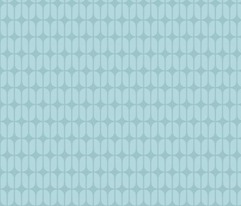 Mod Pale Teal fabric by brainsarepretty on Spoonflower - custom fabric