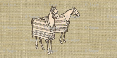 Apple saddles