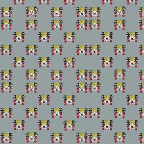 80s Mini Grey