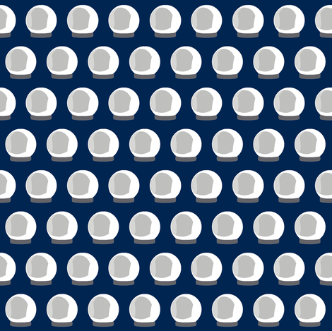 Space helmet fabric by paragonstudios on Spoonflower - custom fabric