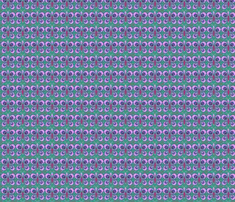 Papillons psychadel fabric by manureva on Spoonflower - custom fabric