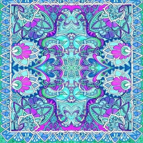 Patchwork and Patchouli