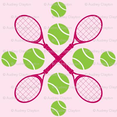 Light Pink Tennis