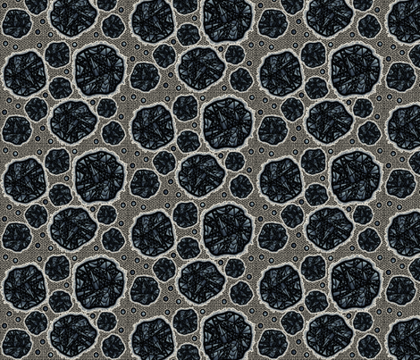 geodesia 2 fabric by glimmericks on Spoonflower - custom fabric