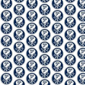 Squidike / blue
